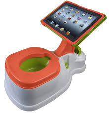 iPotty: iPad Accessory for Potty Training
