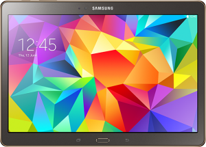 Samsung Galaxy Tab S with Kids Mode