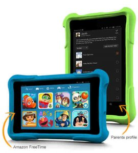 Best Budget Tablet and Best Tablet for Kids 2014 from Amazon
