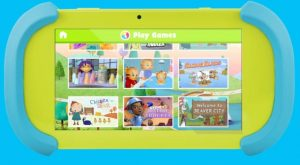 PBS KIDS Playtime Pad Tablet for Kids