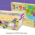 Amazon STEM Club Toy Subscription Service