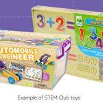 Amazon STEM Club Toy Subscription Service