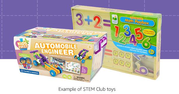 stem club toy
