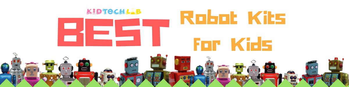 best robot kits for kids