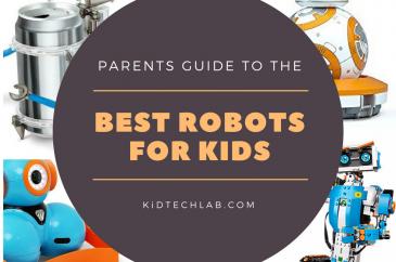 Best Robots for Kids 2017