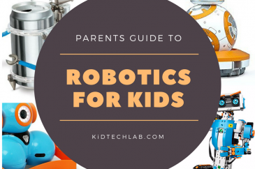 Parents Guide to Robotics for Kids