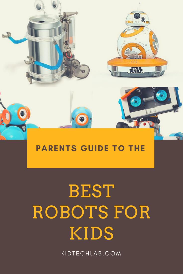 best robots or kids