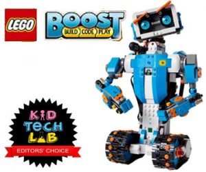 Editors choice robot for kids