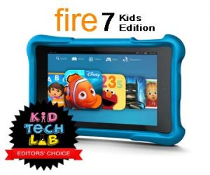 Editors choice tablet for kids